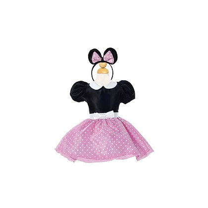 "Disfraz de Minnie "" Mickey Mouse """