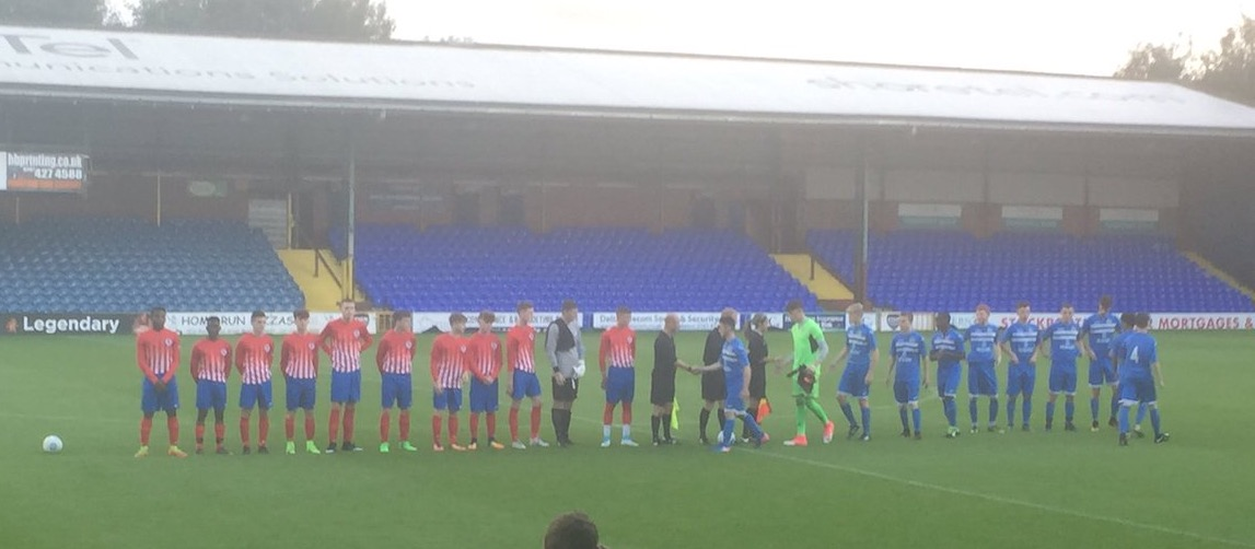 Young Lions Upset The Odds With Historic Victory At Edgeley Park