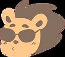 Sunglasses Hedgehog.png