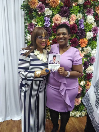Sisterly love overflows at EVE Expo 2018