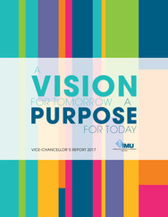 A Vision for Tomorrow A Purpose for Today