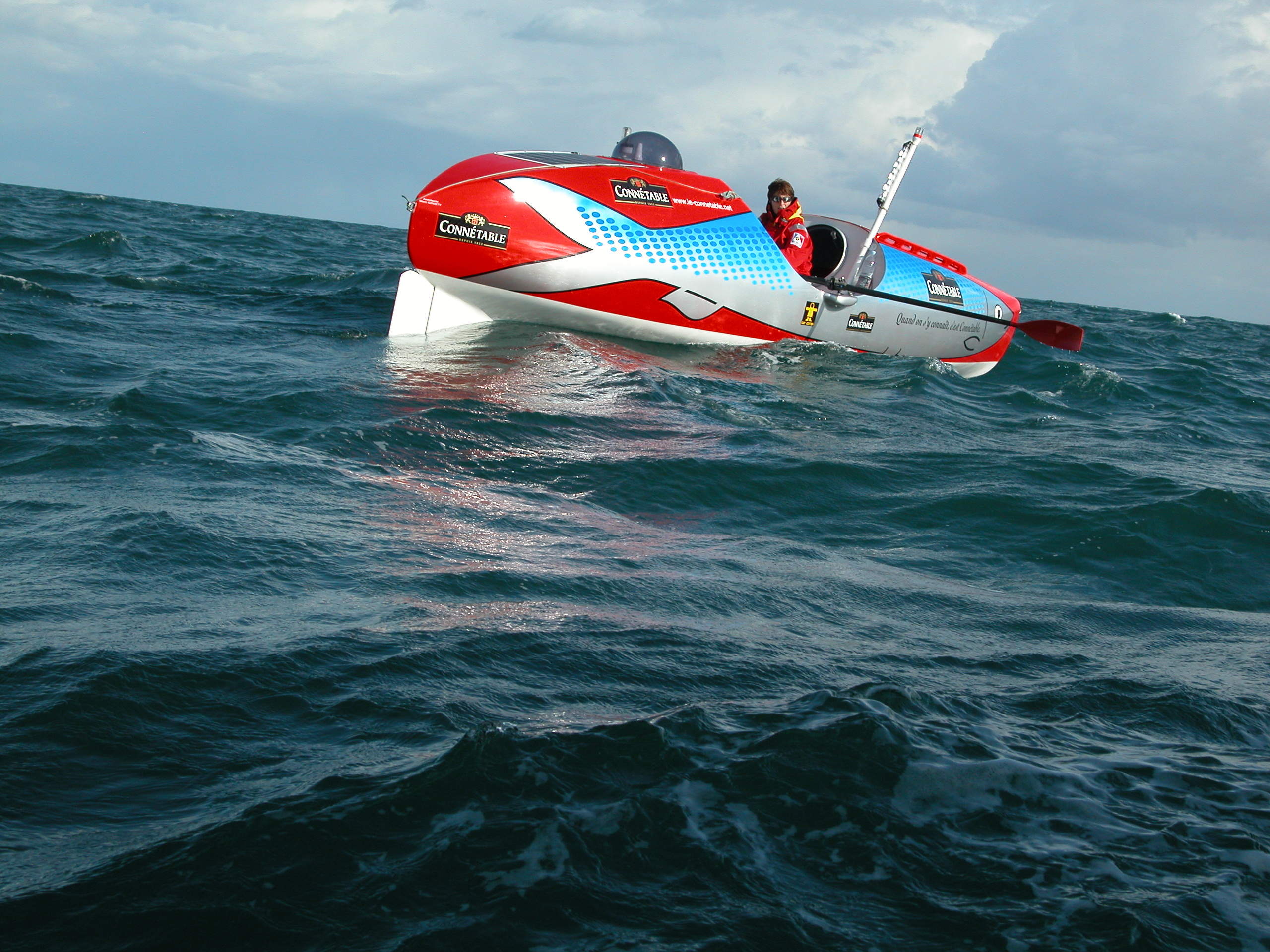 Atlantique Nord - 2004