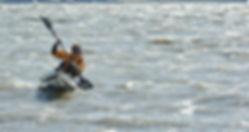 Anne Quéméré - En kayak dans la Baie de Kugmallit