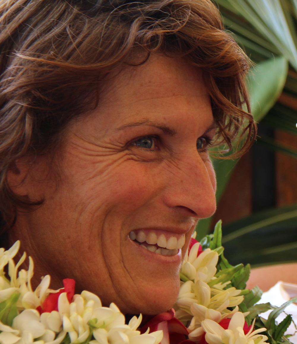Pacifique en kiteboat - 2011