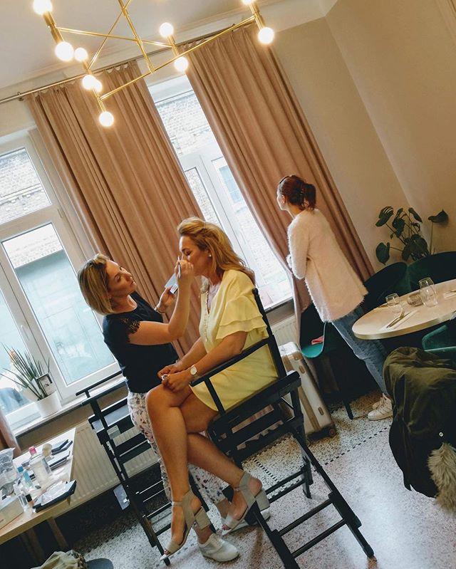 Merciekes Lore voor de mooie foto! Dreamteam 💕#mua#shoot#makeup#hair#hairstyling#mudbelgium #makupd