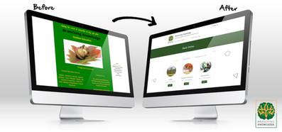Branching Knowledge Website