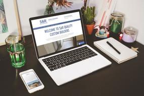 S&R Quality Custom Builders Website