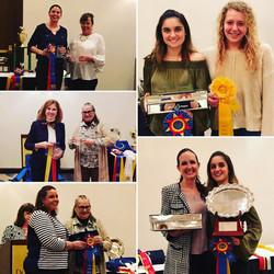 NEHC 2018 Award Winners