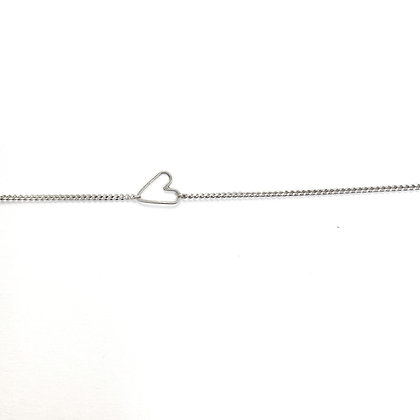 JHJ 17 Teenie Heart Necklace