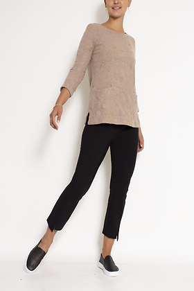 Libby Embroidery Top