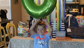 Now He's Six! - Charlie Conley