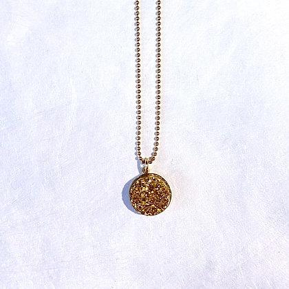 SR 30 Mini Druzy Necklace