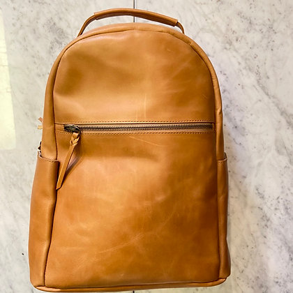 Al Leather Backpack