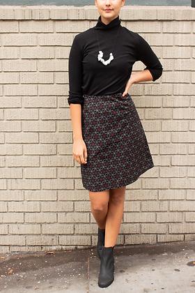 Adele Geo Skirt