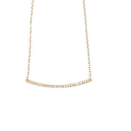 SH 01 Curve Bar Necklace