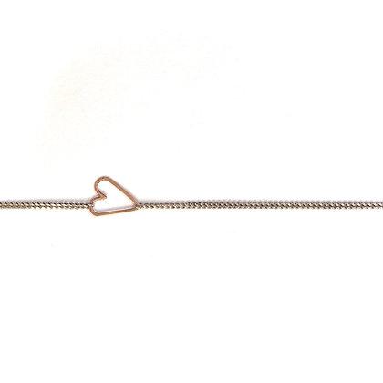 JHJ 49 Teenie Heart Necklace