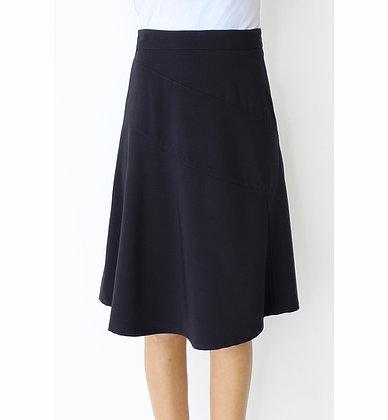 Andrea Gabardine Skirt