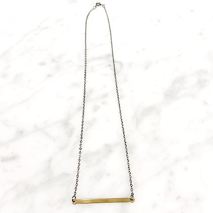 JJ 05 Bar Necklace