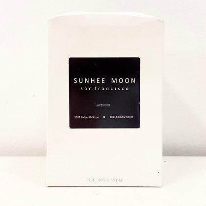 Sunhee Moon Soy Candle