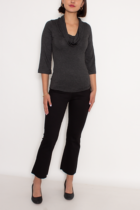 Alika Heathered Top