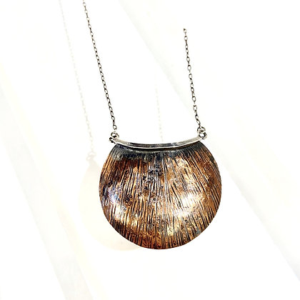 DH 210 Tree Ring Necklace
