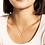 Thumbnail: Letter Pendant Necklace