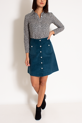 Gidget Corduroy Skirt