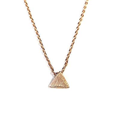 EL 17 Triangle Necklace