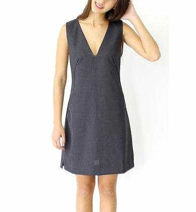 Francoise Wool Dress