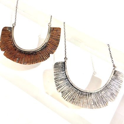 DH Maya Shield Necklace