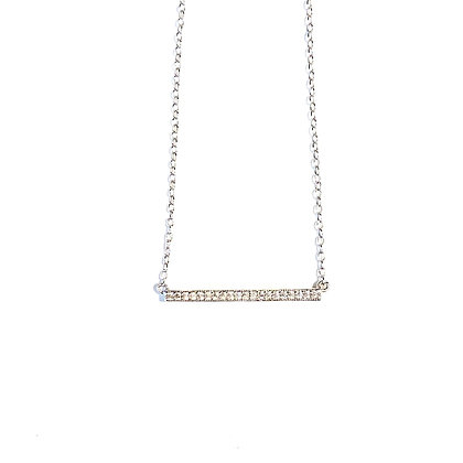 SH 04 Kylie Bar Necklace