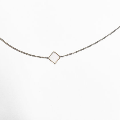 JHJ 34 Signe Square Necklace