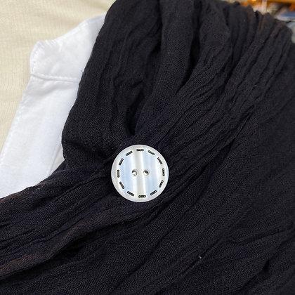 Sunhee Moon Button Pin
