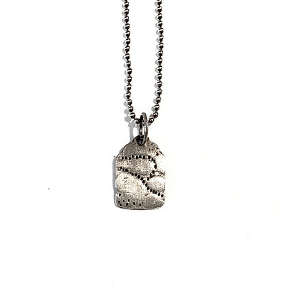 PS 06 Tag Necklace