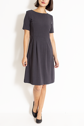 Tatum Crepe Dress