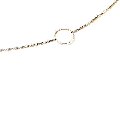 JHJ 58 Coco Circle Necklace