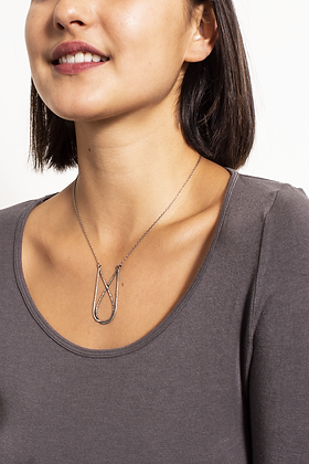 DH 247 Criss Cross Necklace