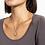 Thumbnail: DH 247 Criss Cross Necklace
