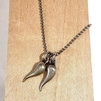 AJ 06 Italian Horn Necklace