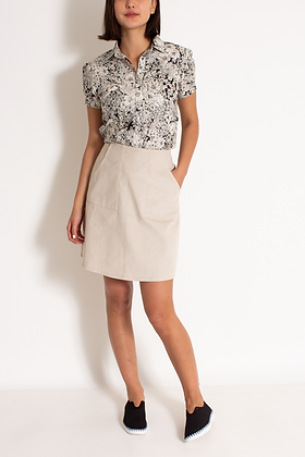 Carey Corduroy Skirt