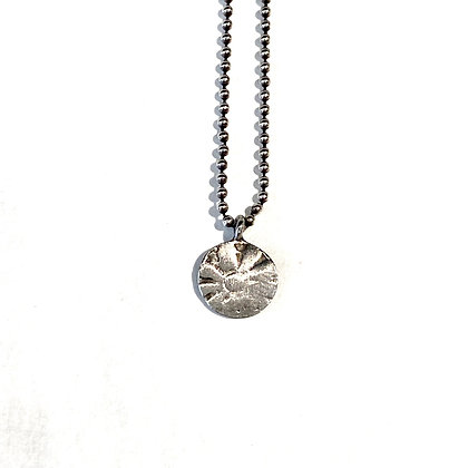PS 3 Flower Necklace
