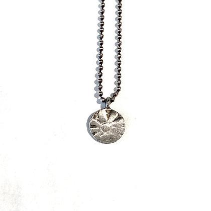 Paige Sargisson 3 Silver Flower Necklace