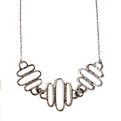 DH 241 Triple Cloud Necklace