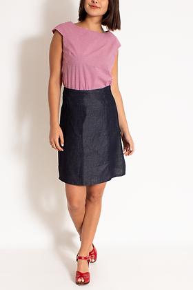 Adele Denim Skirt