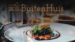 Restaurant BuitenHuis opent zijn deuren!