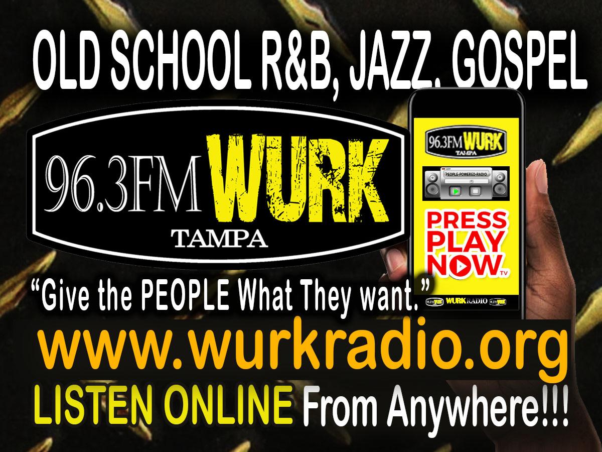 WURK Community Radio Tampa
