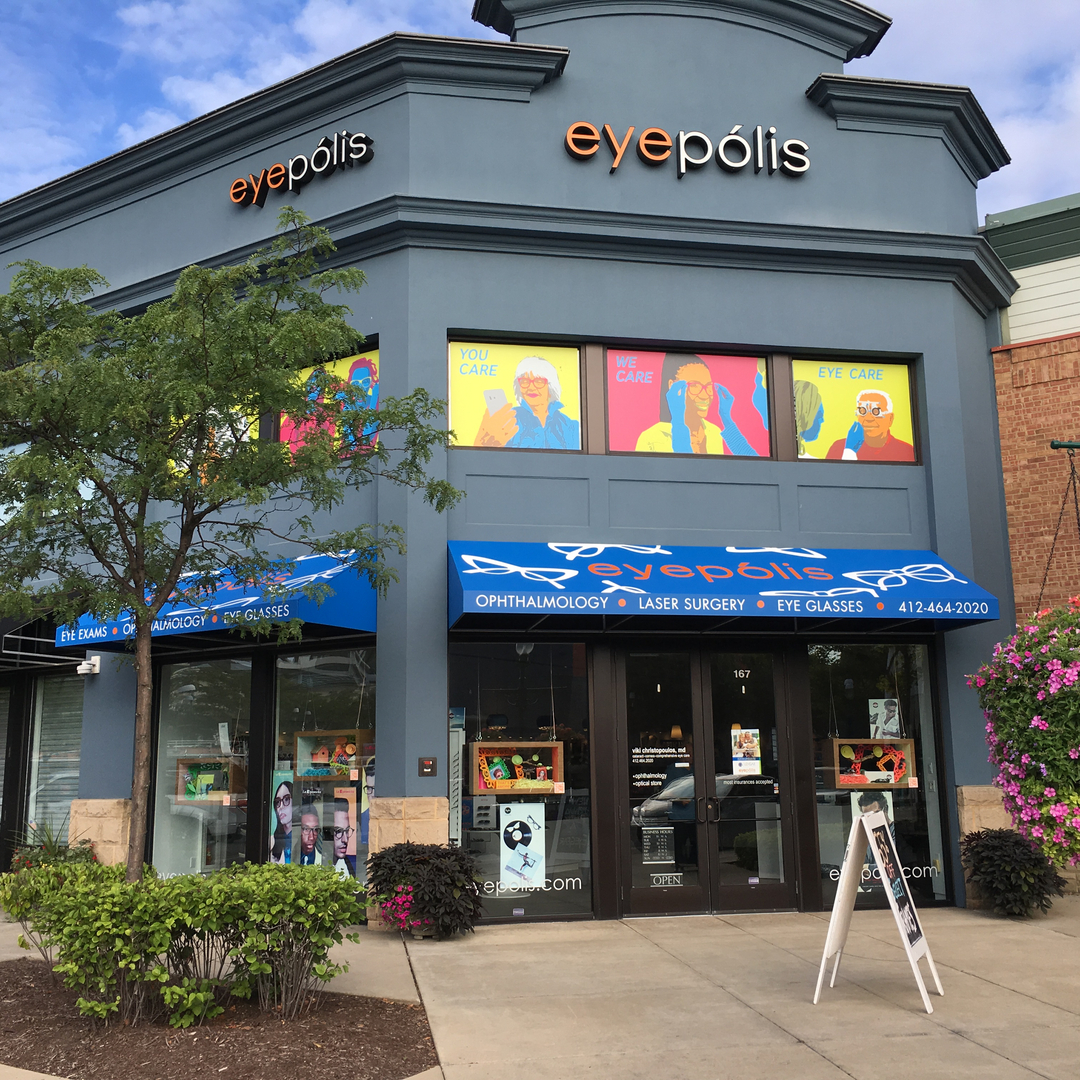 Waterfront Shopping Center Eyepolis