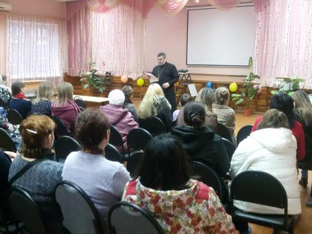 В г. Нариманов прошли родительские собрания по выбору модуля ОРКСЭ