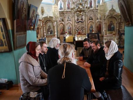 На Черноярском благочинии состоялась рабочая встреча