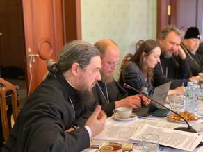Владыка Антоний принял участие в заседании комиссии Межсоборного присутствия